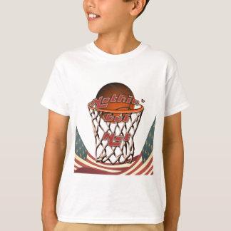 たがの純バスケットボール Tシャツ