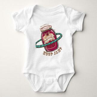 たがの込み合いの乳児のクリーパー ベビーボディスーツ