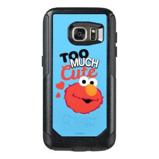 たくさんのかわいいElmo オッターボックスSamsung Galaxy S7ケース