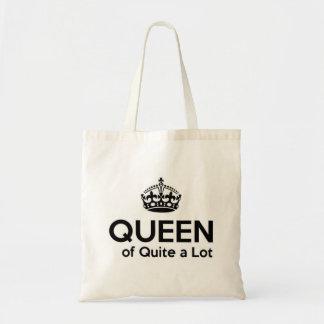 たくさんの女王 トートバッグ