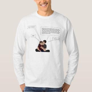 たくさんの情報 Tシャツ