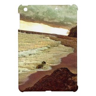 たそがれのビーチ iPad MINI CASE