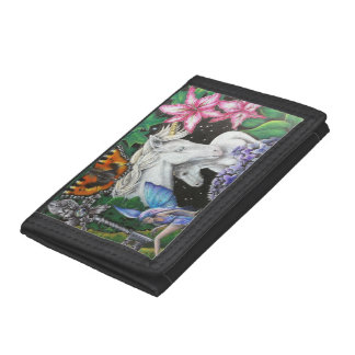 たそがれのファンタジーのナイロン財布