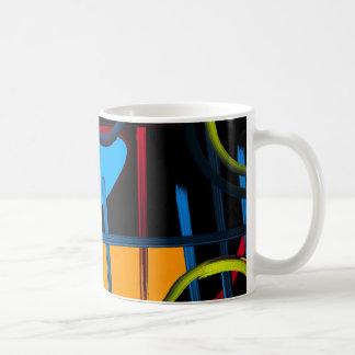 たそがれの月場面 コーヒーマグカップ