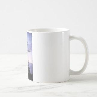 たそがれの木 コーヒーマグカップ