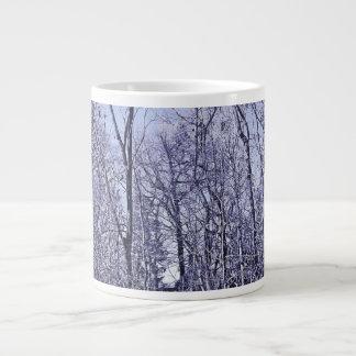 たそがれの森林 ジャンボコーヒーマグカップ