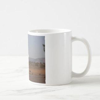 たそがれの満月 コーヒーマグカップ