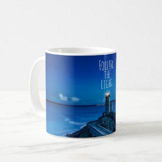 たそがれの灯台 コーヒーマグカップ