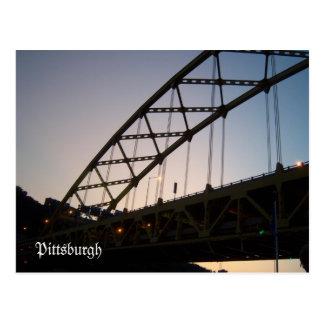 たそがれへの橋 ポストカード
