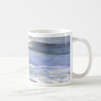 たそがれ- CricketDianeの海の芸術 コーヒーマグカップ