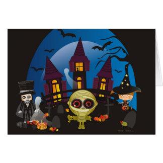 たたりのハロウィン夜 カード
