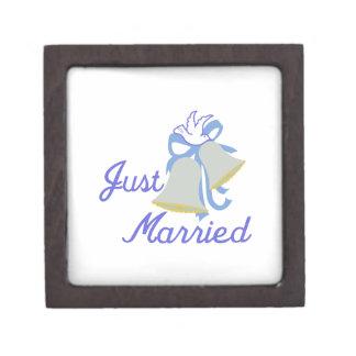 たった今結婚しました ギフトボックス