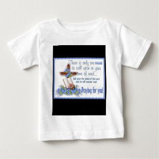 たった1つの名前があります ベビーTシャツ