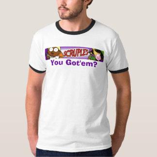 ためらい、それらを得ましたか。 Tシャツ