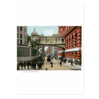 ため息の橋、ニューヨーク ポストカード