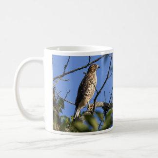たる製造人のタカ コーヒーマグカップ