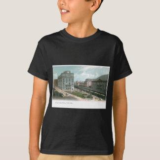 たる製造人連合。 NY都市 Tシャツ