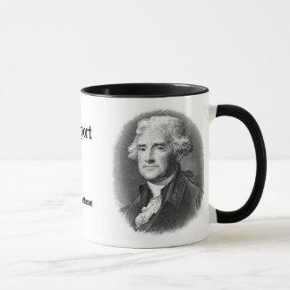 だけジェファーソンの間違い マグカップ