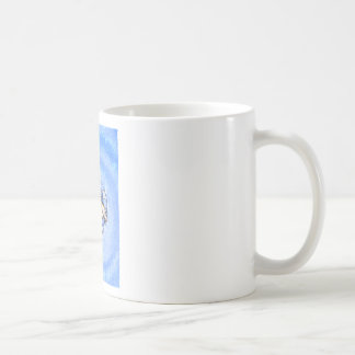 だめにされた三コーギーの変形 コーヒーマグカップ