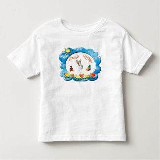だめにされたrottonの幼児のティー トドラーTシャツ