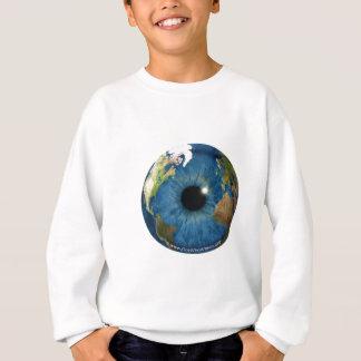 だれがキリストの視野の服装を目覚めさせるか1つ スウェットシャツ