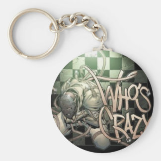 だれが熱狂するですか。 標準keychain キーホルダー