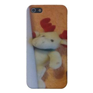 だれが私をアメリカヘラジカ所有するか iPhone 5 CASE