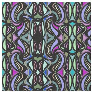 だれでもまたは技術のための虹のリズムの綿織物 ファブリック