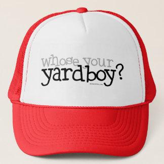 だれのあなたのYardboyか。 キャップ