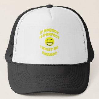 だれも完全な帽子/帽子でなければ キャップ