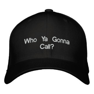 だれ呼ぶことを行っているYaか。 光線のParker Jr.によるカスタムな帽子 刺繍入りキャップ