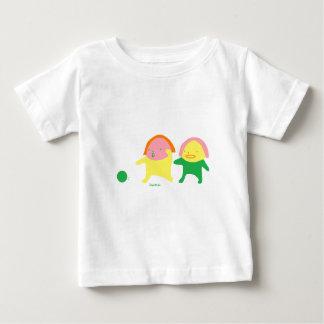 ちびちゃんのかわいい子供服 ベビーTシャツ