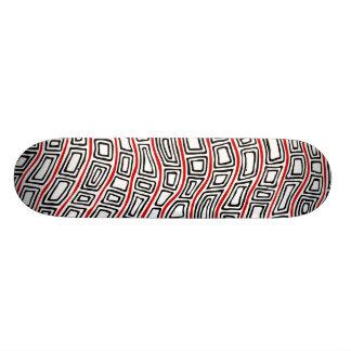 ちょうどそうカッコいい 21.6CM スケートボードデッキ