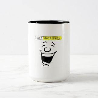 ちょうどシンプルなツートーンマグ ツートーンマグカップ