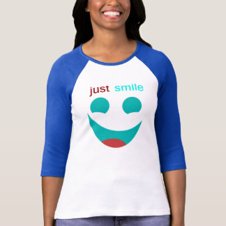 ちょうどスマイル Tシャツ