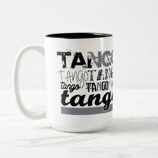 ちょうどタンゴ ツートーンマグカップ