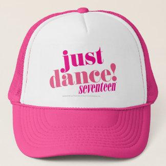 ちょうどダンス-ピンク キャップ