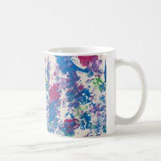 ちょうどバックスター著ジナの芸術作品のために、マグ コーヒーマグカップ