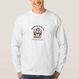 ちょうどピンチレシピは家の調理師のワイシャツを実在します Tシャツ