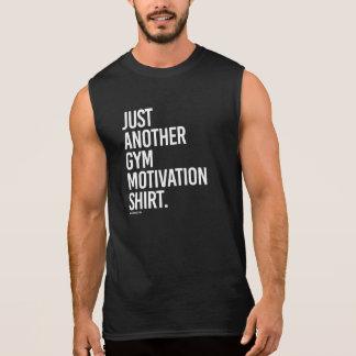 ちょうど別の体育館の刺激のワイシャツ-   訓練適合 袖なしシャツ