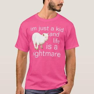 ちょうど子供 Tシャツ