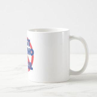 ちょうど小売りで拒否して下さい コーヒーマグカップ