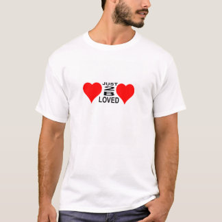 ちょうど愛されるため Tシャツ