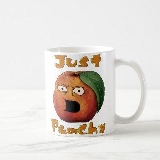 ちょうど桃色 コーヒーマグカップ