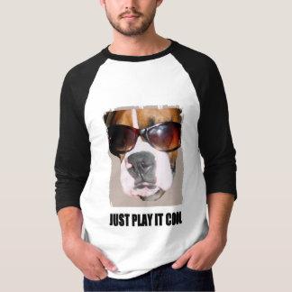 ちょうど演劇それカッコいい Tシャツ