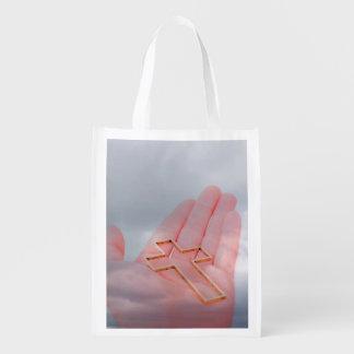 ちょうど私が再使用可能な買い物袋であるので エコバッグ