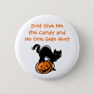 ちょうど私にキャンデーボタンを与えて下さい 5.7CM 丸型バッジ