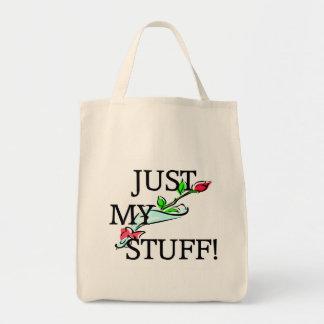 ちょうど私の物! ばら色の芽のバッグ トートバッグ