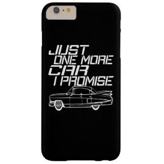 ちょうど1台のより多くの車 BARELY THERE iPhone 6 PLUS ケース