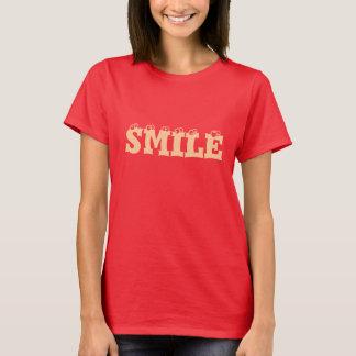 ちょうど…スマイル Tシャツ